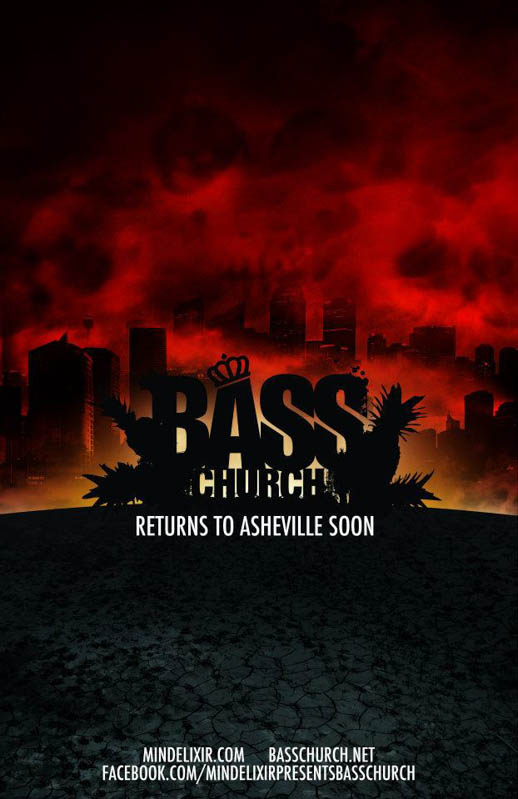 Mindelixir Presents Bass Church Asheville 02 Teaser